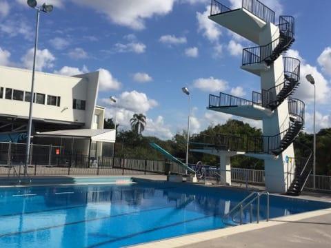 Centenary Pool outdoor
