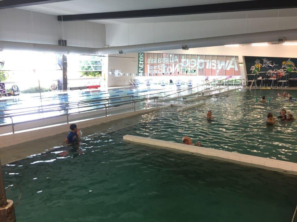 Dolphins Health Precinct pool