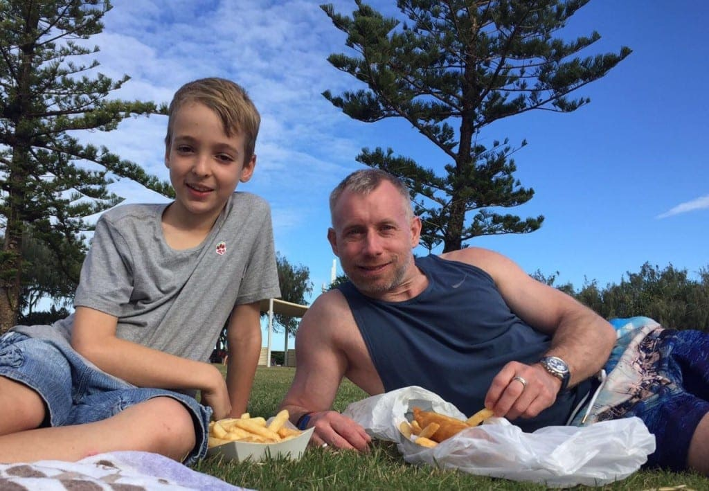 Places to eat at Kings Beach Caloundra