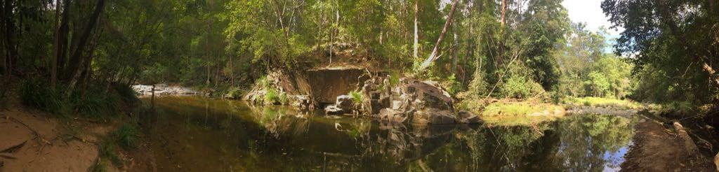Stony Creek swimming hole
