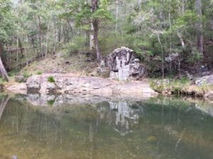 Stony Creek swimming hole