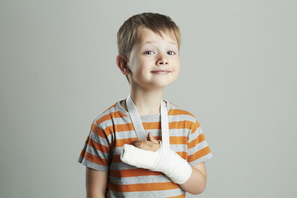 Things to do with a broken arm