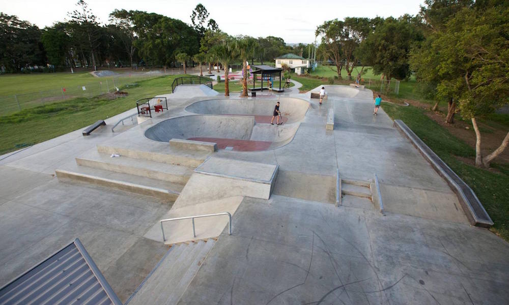 Murwillumbah Skate Park