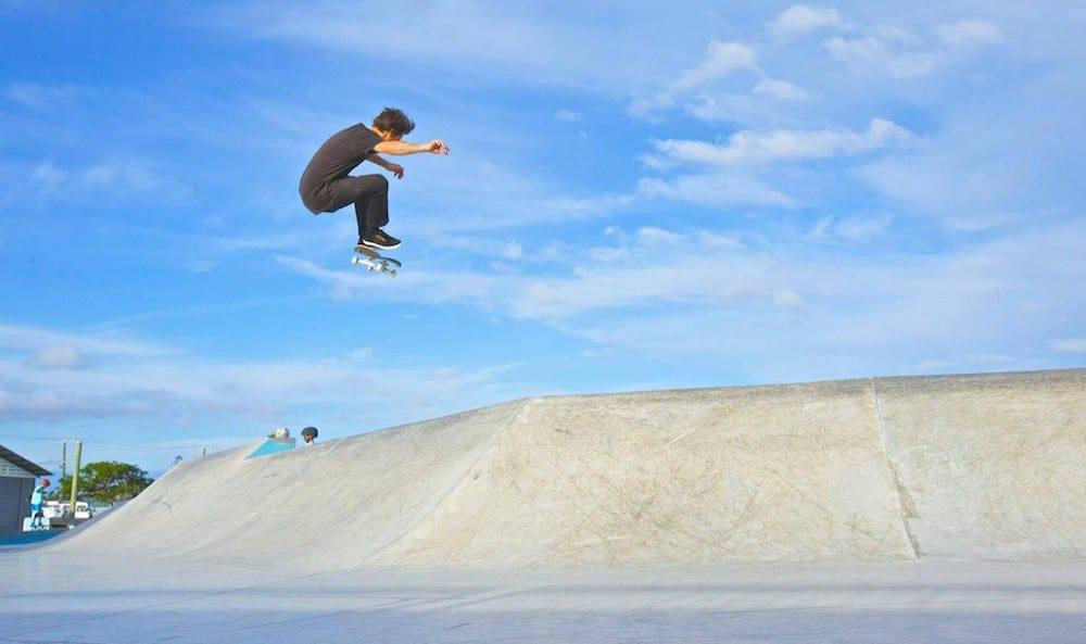 Nick Wilson Tugun skate park