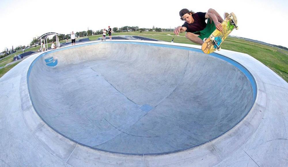 Shane jackson Tugun skate park