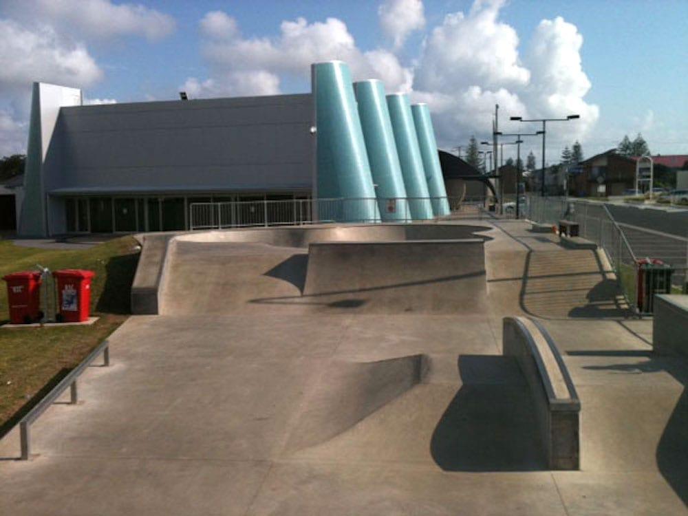 Lennox heads Skate Park