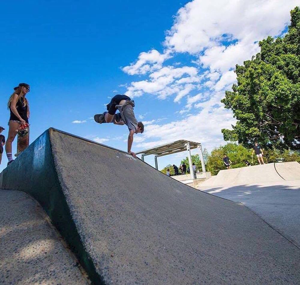 mudgereeba skate park