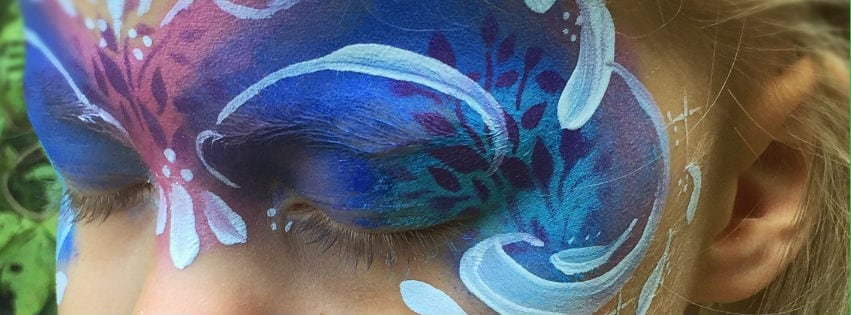 face painting Brisbane