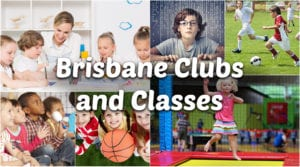 Brisbane clubs and classes for kids