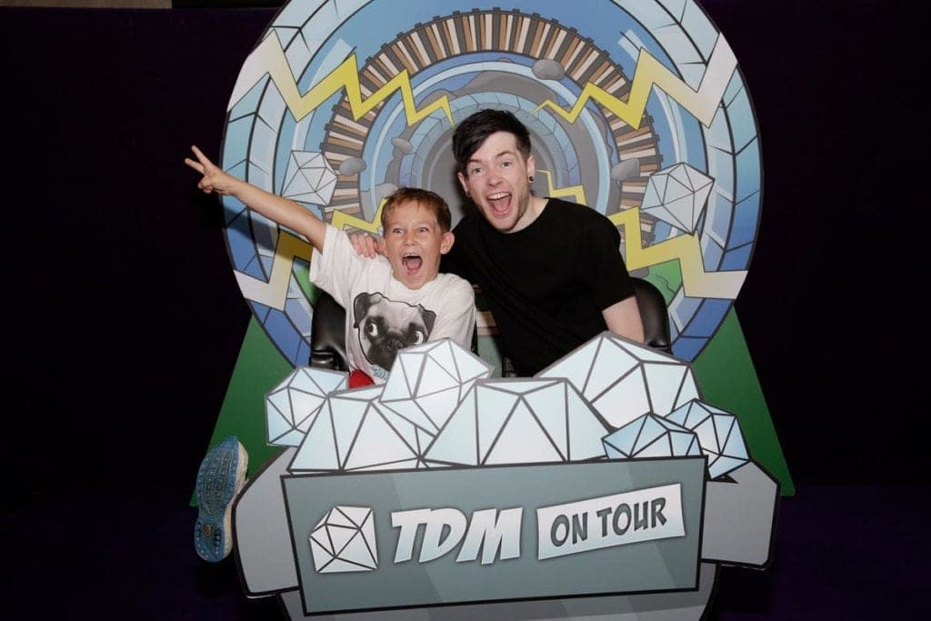 DanTDM Meet and Greet Tickets On Sale in Brisbane