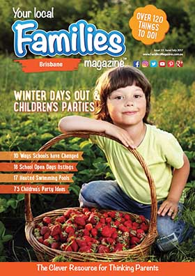 Families magazine Issue 22 front cover