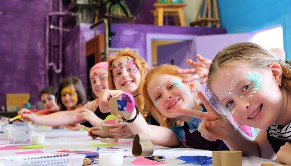 Think Purple Kids Party unique Kids Parties gold coast