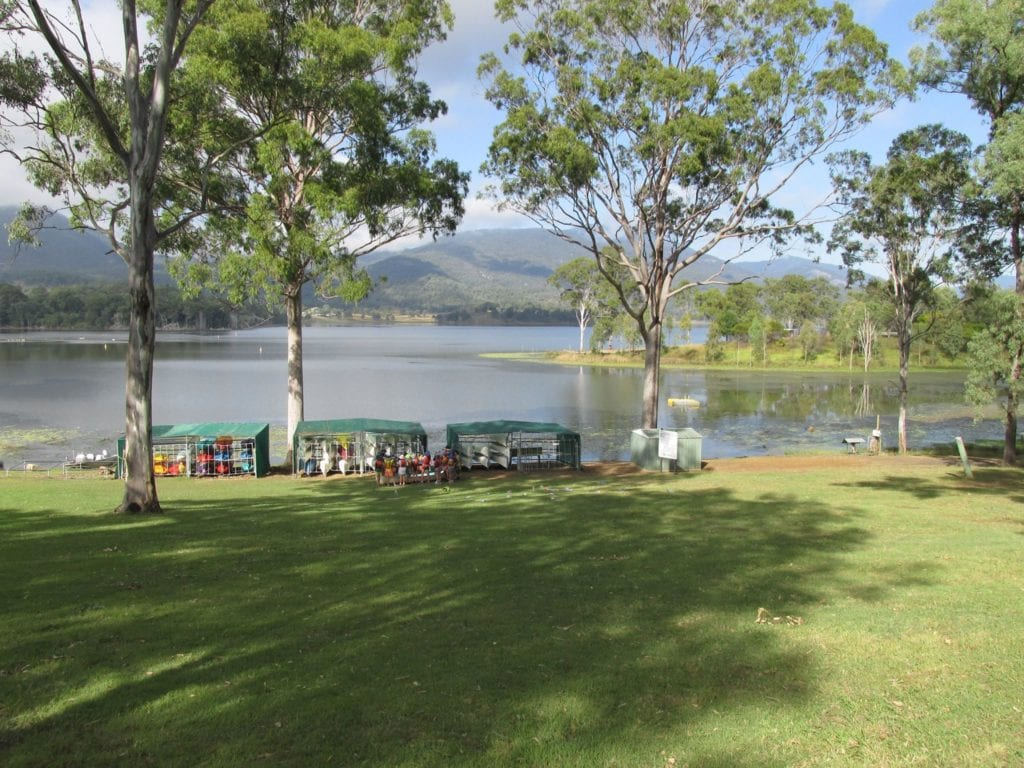 Maroon Outdoor Education Centre - Maroon Dam Camp