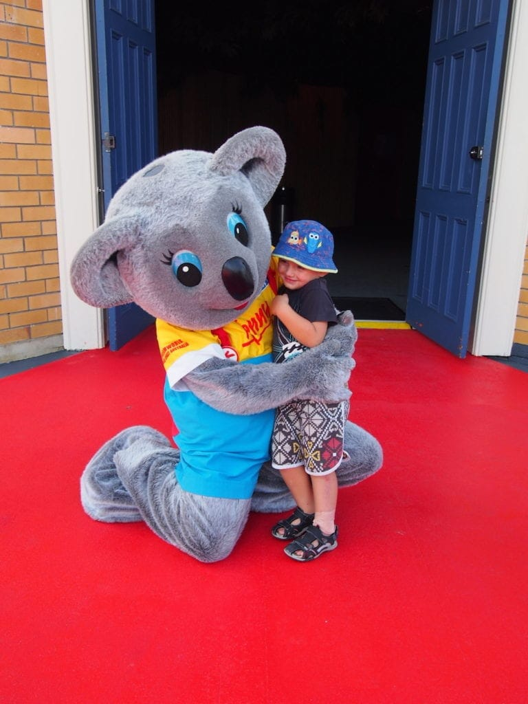 dreamworld for families Things to do with 3 Year Olds