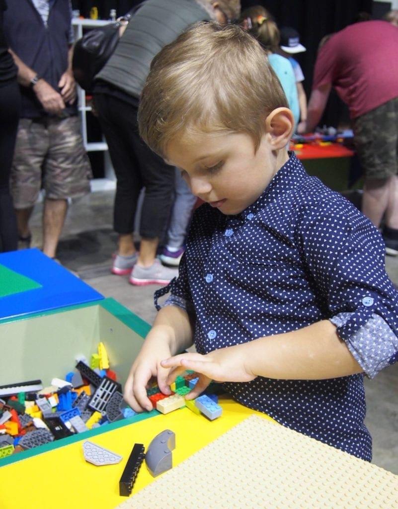 Gold Coast School Holidays LEGO