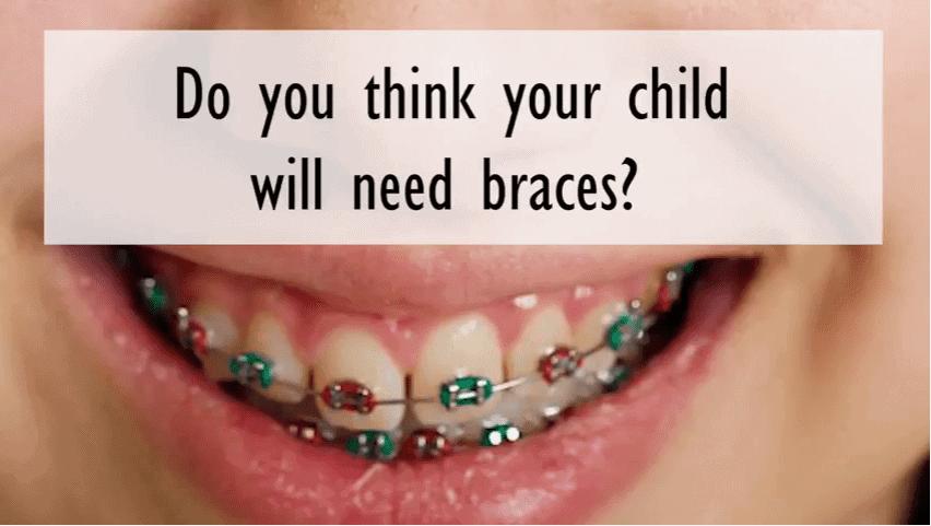 My child needs braces - Image Orthodontists