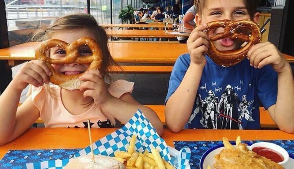 kids eat free Brisbane