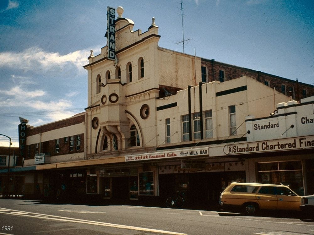 Toowoomba Strand