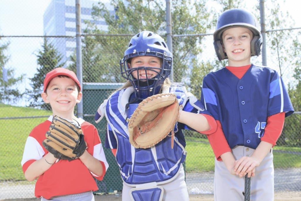 junior baseball Gold Coast