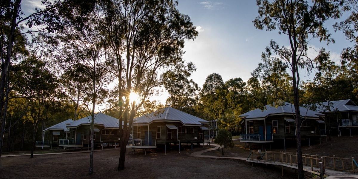 Moogerah Lakeside cabins