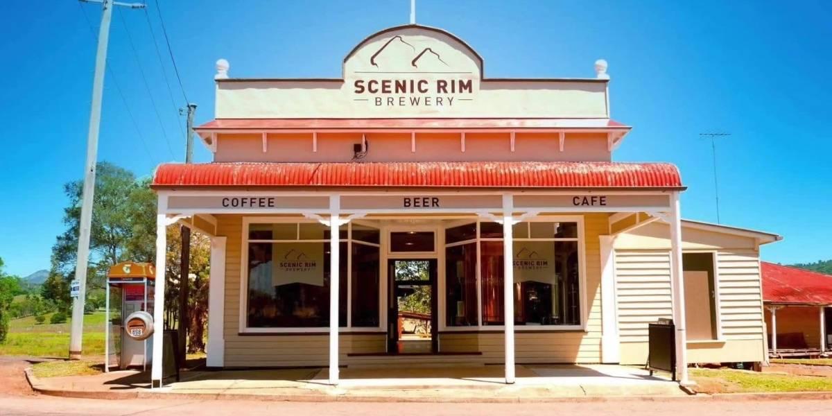 Scenic Rim Brewery Mt Alford