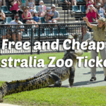 free and cheap australia zoo tickets