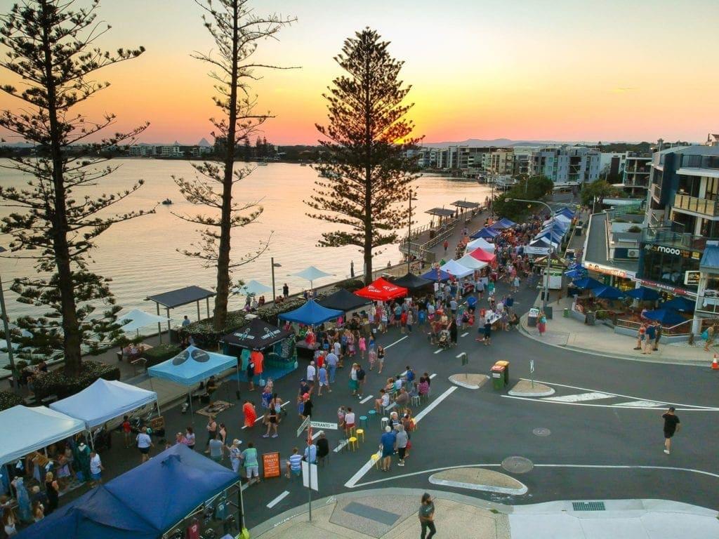markets Sunshine Coast Caoundra