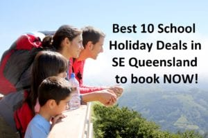 School Holiday Deals