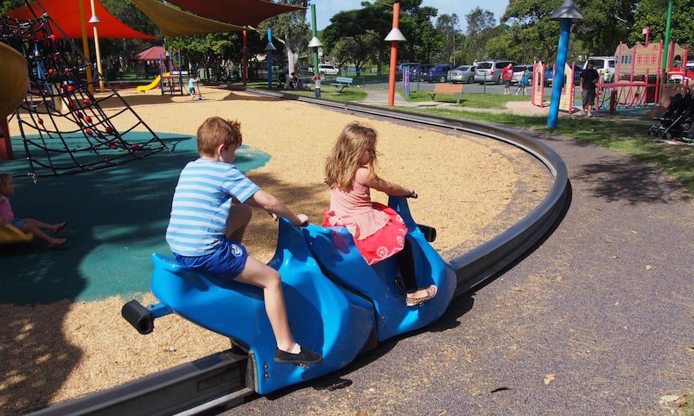 kids on the coast laguna park