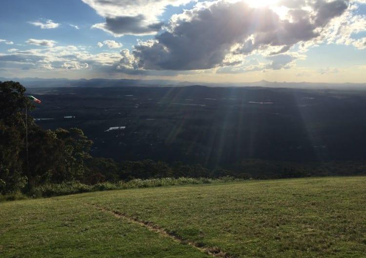 Gold Coast to Byron Bay view
