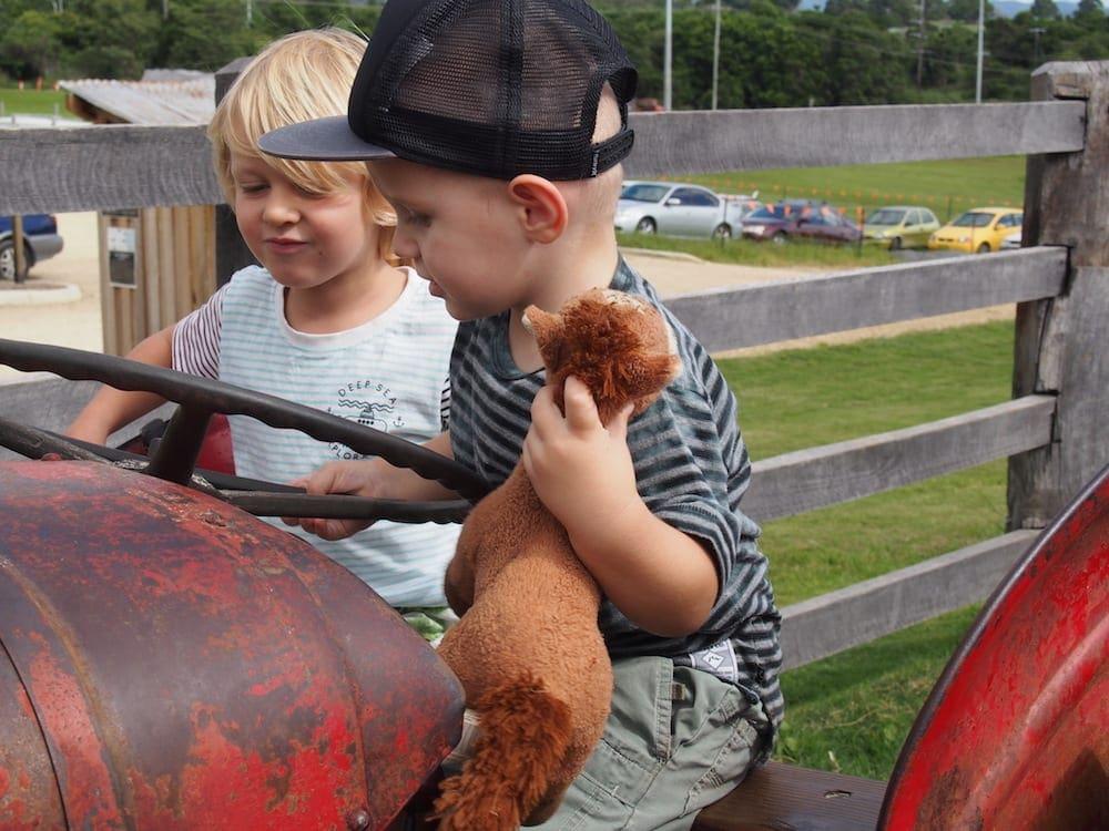 Gold Coast to Byron Bay the farm