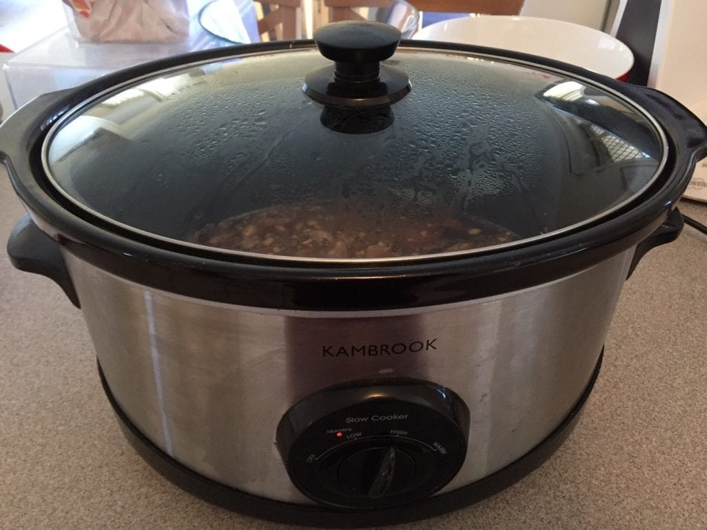 Beef and Broccoli slow cooker recipe