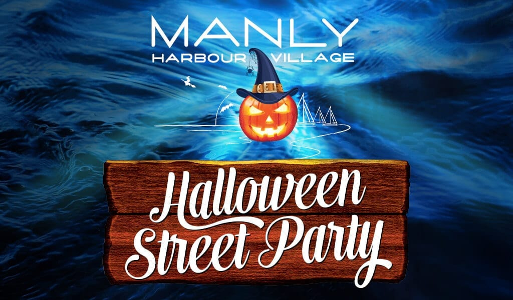 manly halloween street party feature