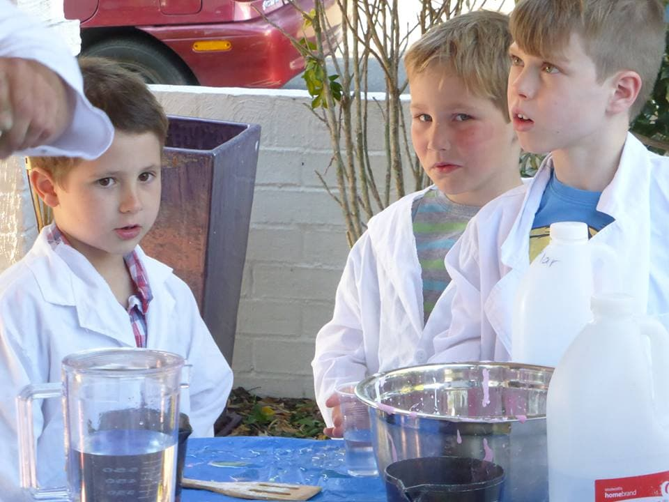 dry ice experiments tweens