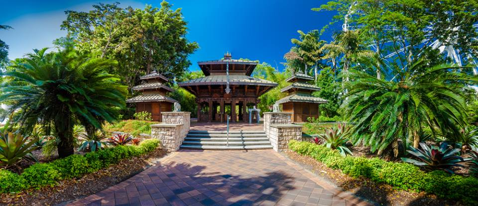 Buddhist Temples Brisbane South Bank