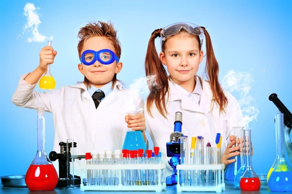 National Science Week kids