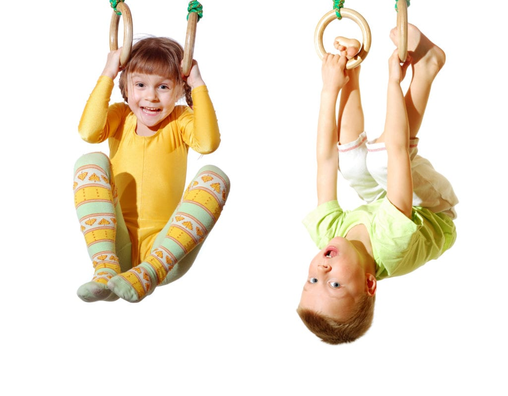 10 ways gymnastics develops your child