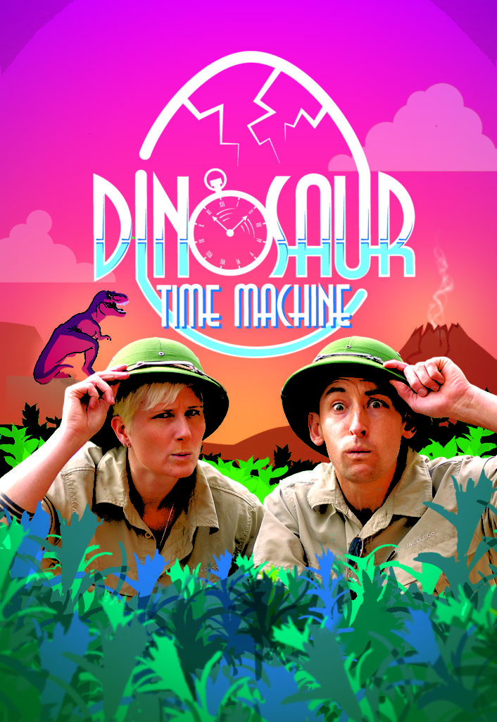 Dinosaur Time Machine   New Farm