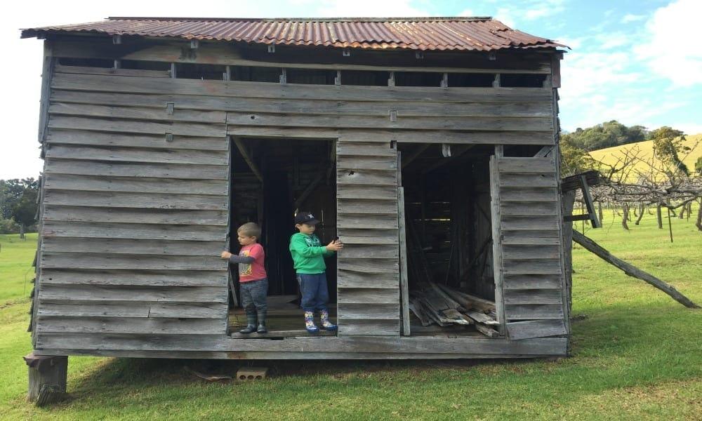 Echo Valley Farm Cottage – Springbrook