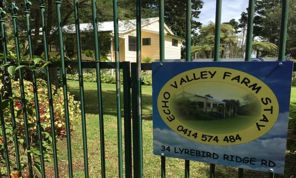 Echo Valley Farm Cottage 4