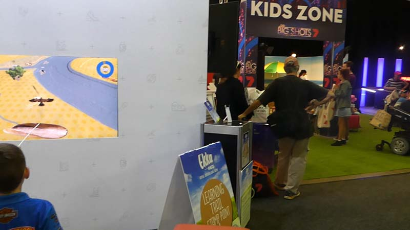Ekka Kids Zone