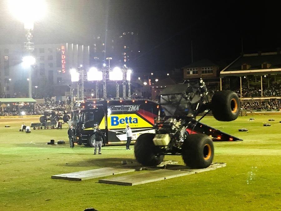 Ekka Monster Trucks