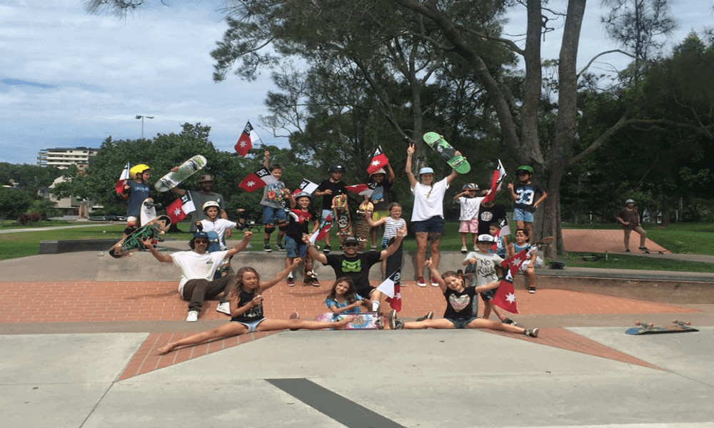 Free learn to skate lessons on the Gold Coast 3