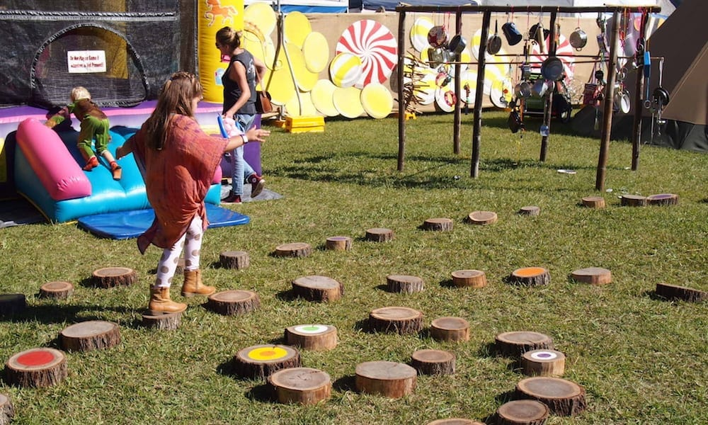 There is so much for kids to explore and try for FREE at Little Splendour