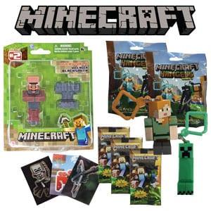 Minecraft showbag