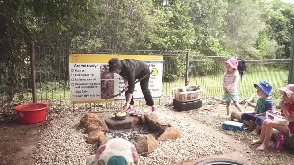 play-based learning making damper