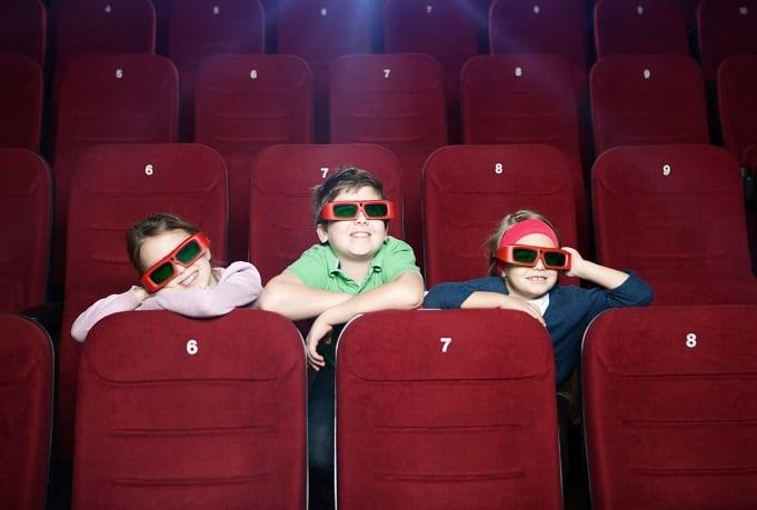 Australia Fair cinemas feature
