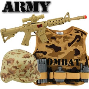 army showbag