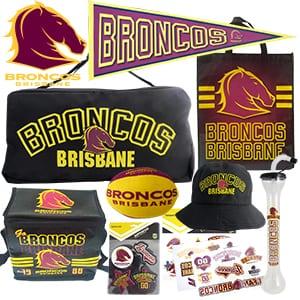 broncos showbag