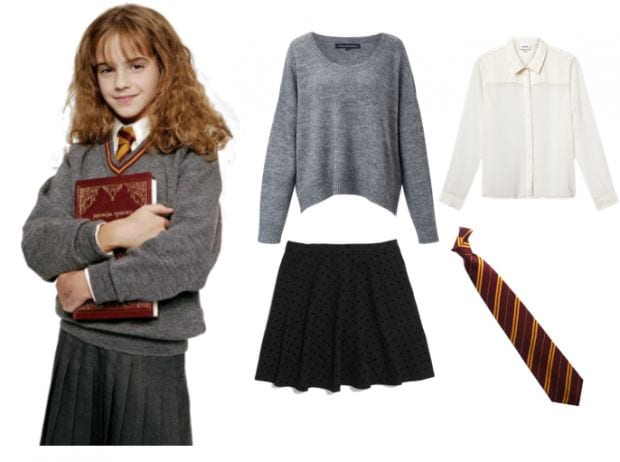 Harry Potter Themed Party Hermione